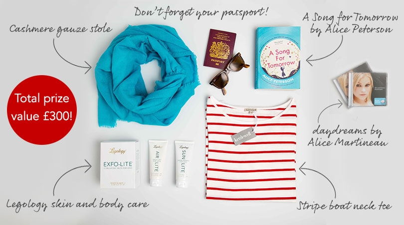 Win the Ultimate Holiday Essentials