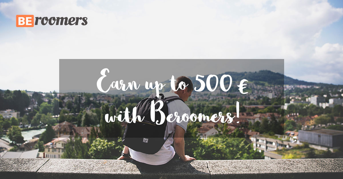 Do you want to earn up to 500€?