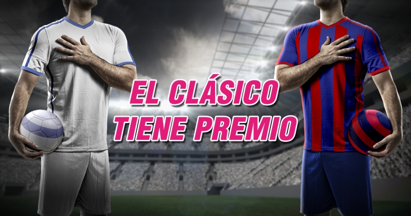 ¡Porra  Clásico!Real Madrid - Barcelona